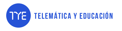 TYE  |  Telemática y Educación Logo